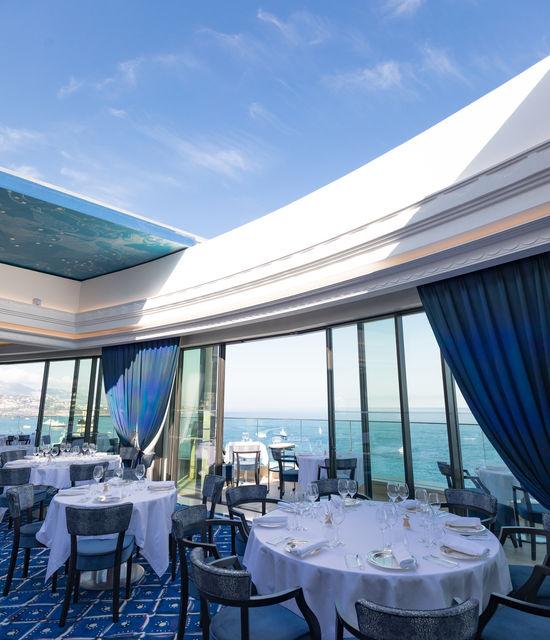 Hôtel de Paris - Restaurant - Le Grill