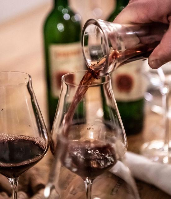 Hôtel de Paris - Caves - dégustation vin