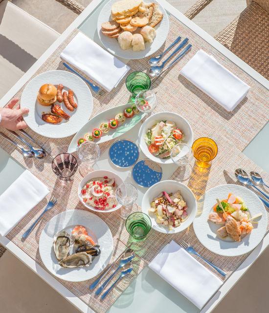 Monte-Carlo Bay - Restaurant Blue Bay - Brunch