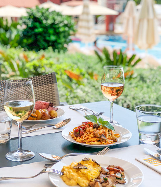 Monte-Carlo Beach - Restaurant le Deck - Summer Brunch 2019