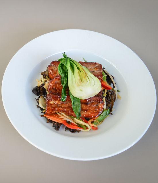 Monte-Carlo Bay - Restaurant L'Orange Verte - Menu de Printemps