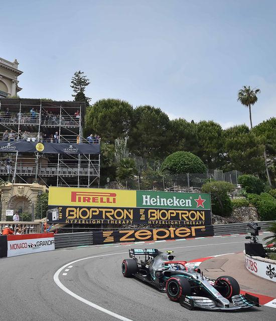 Regarder le Grand Prix de Monaco