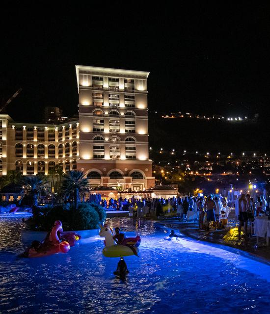 Monte-Carlo Bay - Summer Beach Party 2019