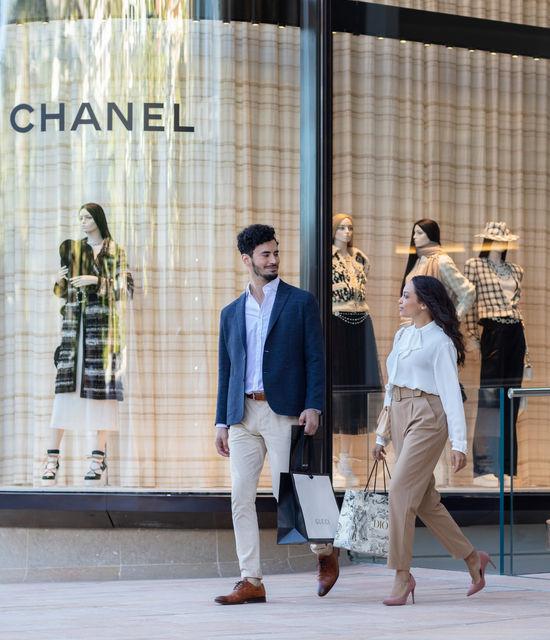 One Monte-Carlo Shopping Chanel Monaco