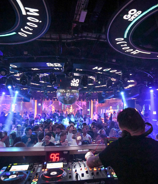Sporting Monte-Carlo - Jimmy'z Summer 2019 - Djs & VIPs