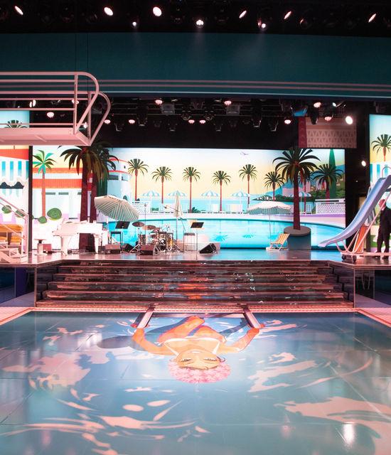 Sporting Monte-Carlo - Salle des Etoiles : Bal de la Rose 2019 - Riviera