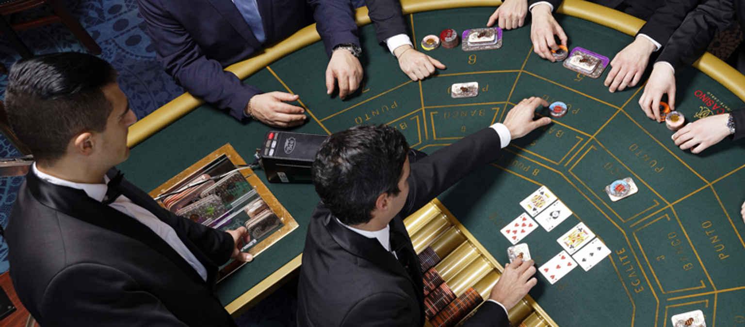Antoine Grauss Croupier The Epitome Of Self Discipline In The Casino Monte Carlo Societe Des Bains De Mer