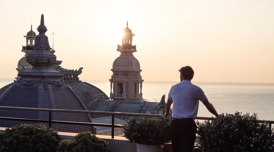 Diamond Suite Prince Rainier III Hôtel de Paris Monte-Carlo Monaco