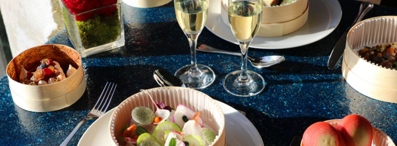 Monte-Carlo Catering offre Saint Valentin 2021 vente à emporter Monaco