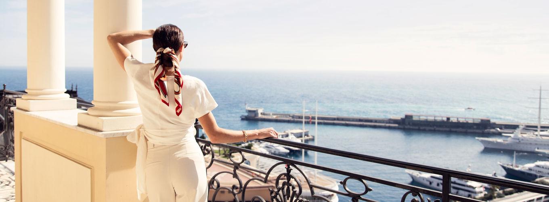 Diamond Suite Princière Hôtel Hermitage Monte-Carlo Monaco- terrasse