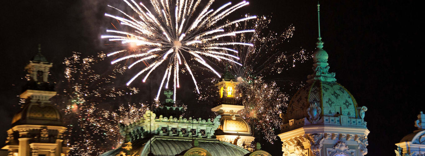 New year monte carlo