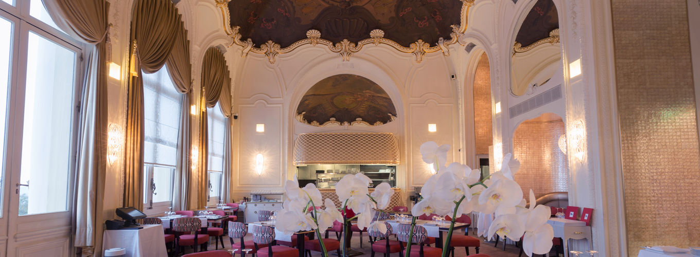Casino de Monte-Carlo - Restaurant - Salon Rose
