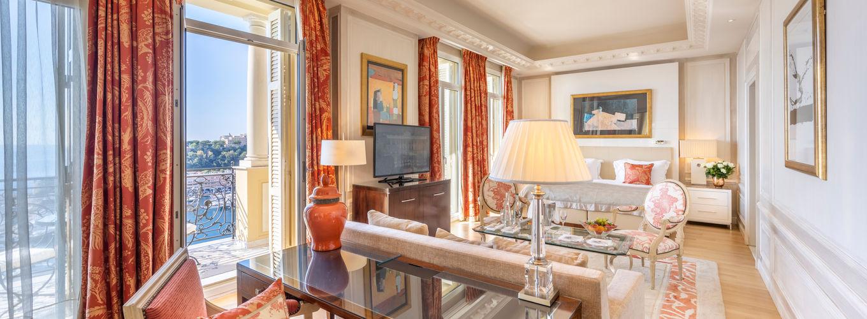 Hôtel Hermitage - Diamond Suite  Présidentielle