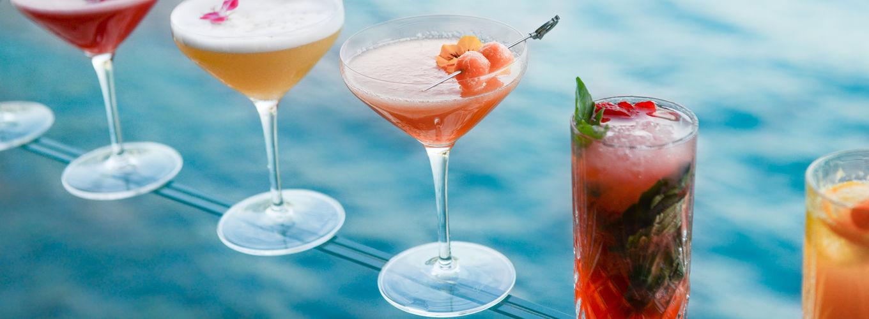 Monte Carlo Bay - Bar Le Blue Gin - Cocktail