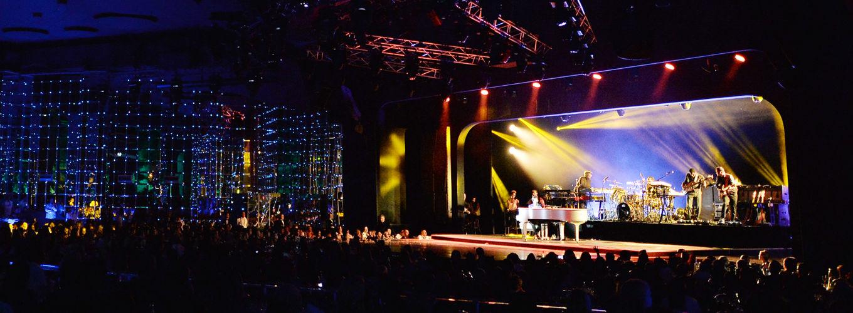 Sporting -Salle des étoiles - Alicia Keys - 2013