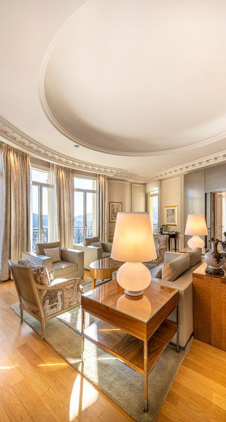 Hôtel Hermitage - Diamond Suite Princière