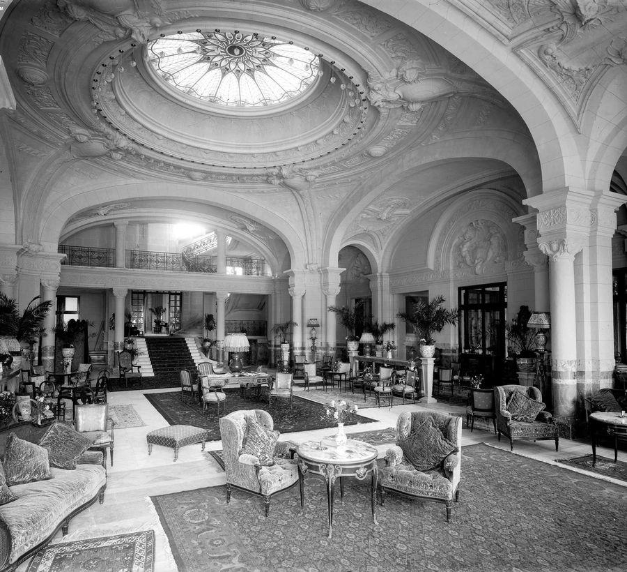Le Lobby de l'Hôtel de Paris Monte-Carlo