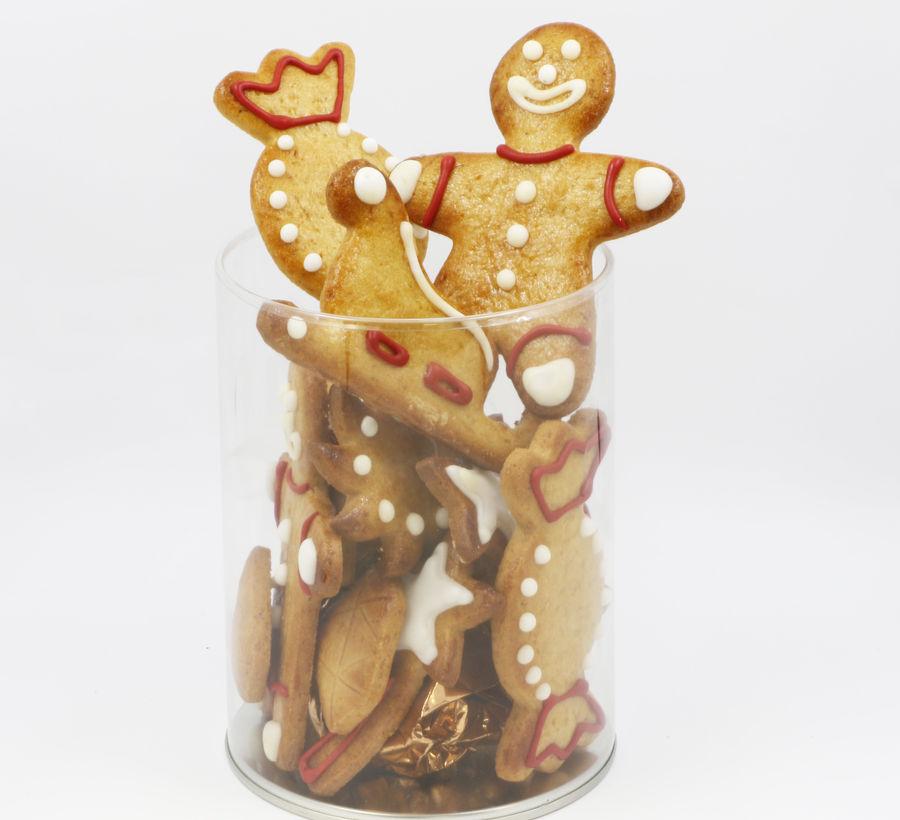 Sablés de Noël Monte-Carlo Catering - recette