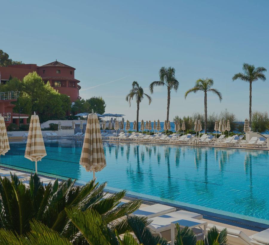 Monte-Carlo Beach piscine