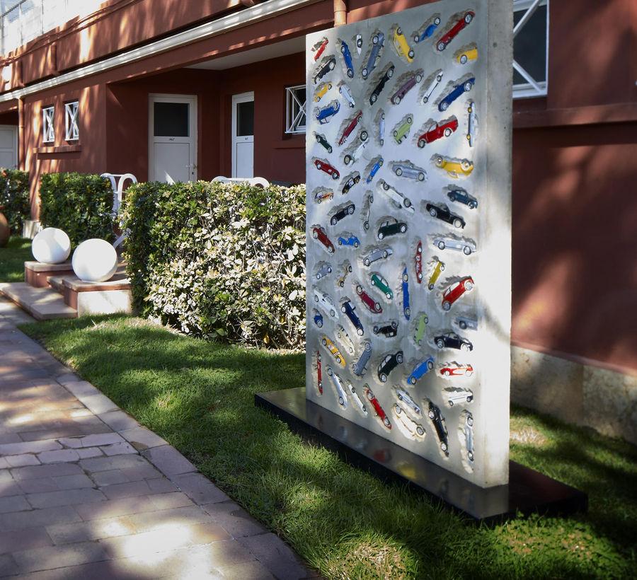 Monaco Sculptures