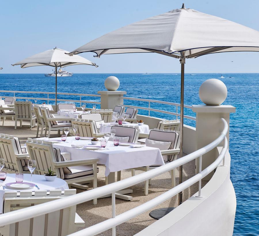 Monte-Carlo Beach - Restaurant Elsa