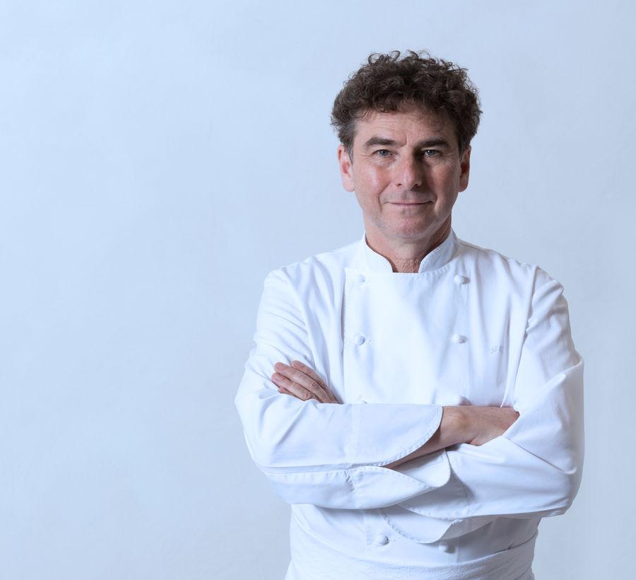 Hôtel de Paris - Restaurant - Le Grill - Chef Exécutif - Franck Cerutti