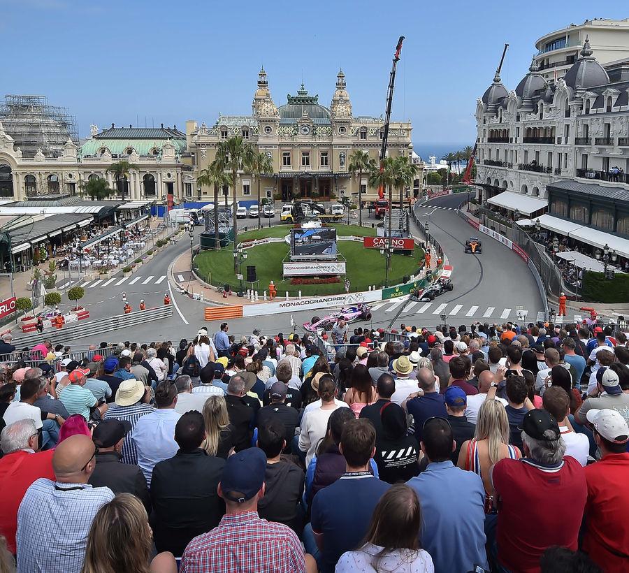 Monaco - Grand-Prix Formule 1 - 2019
