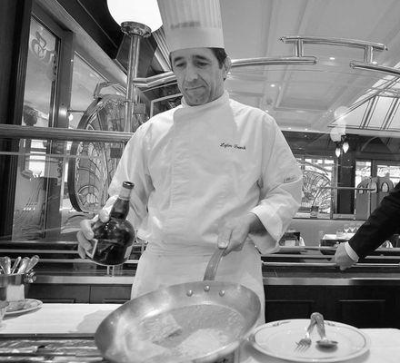 Café de Paris Monte-Carlo Restaurant Brasserie Monaco La Crepe Suzette