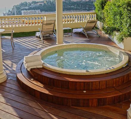 Hotel Hermitage Monte-Carlo suite