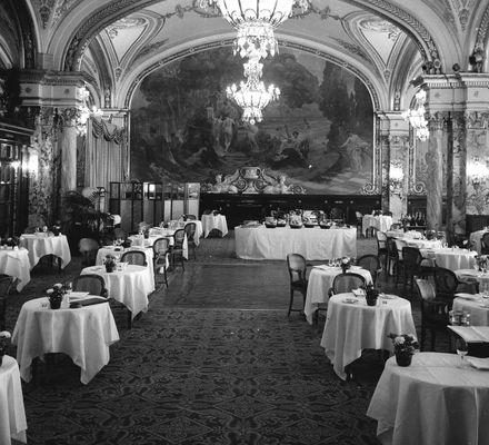 Salle Empire de l'Hotel de Paris Monte-Carlo