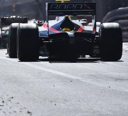 Grand Prix de Formule1 Monaco Monte-Carlo