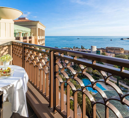 Suite du Monte-Carlo Bay Hotel & Resort