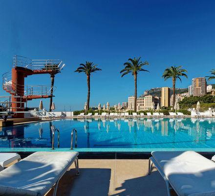 Le Plongeoir du Monte Carlo Beach