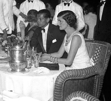 Gabrielle Coco Chanel Serge Lifar Monte-Carlo Sporting Monaco
