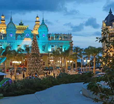 Vivre un Noël féerique à Monaco