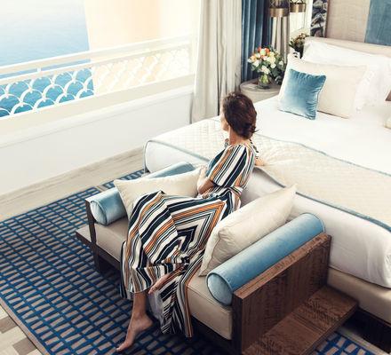 Diamond Suite Eleven Monte-Carlo Bay Monaco - Chambre