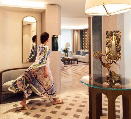 Diamond Suite Eleven Monte-Carlo Bay Monaco - Entrée