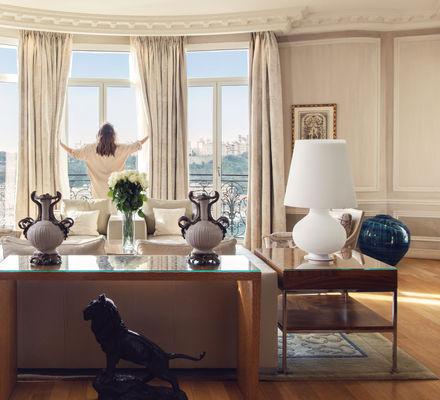 Diamond Suite Princière Hôtel Hermitage Monte-Carlo Monaco