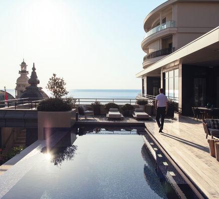 Diamond Suite Prince Rainier III Hôtel de Paris Monte-Carlo Monaco - vue extérieure