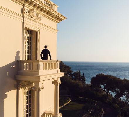 Vue Balcon - Villa la Vigie Monte-Carlo Monaco