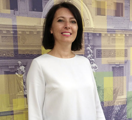 Dolly Bascou responsable adjointe service marketing SBM Monaco