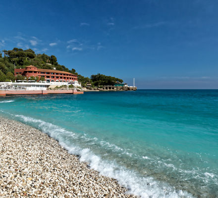 Monte-Carlo Beach Monaco - Vue Extérieure