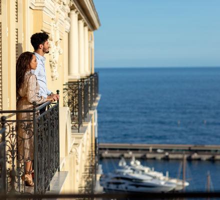 Hotel Hermitage-Diamond Suite-Couple