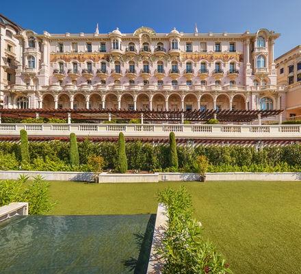 Hôtel Hermitage - Façade de Jour - 2019