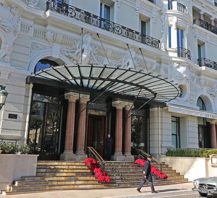 Hôtel de Paris - Façade