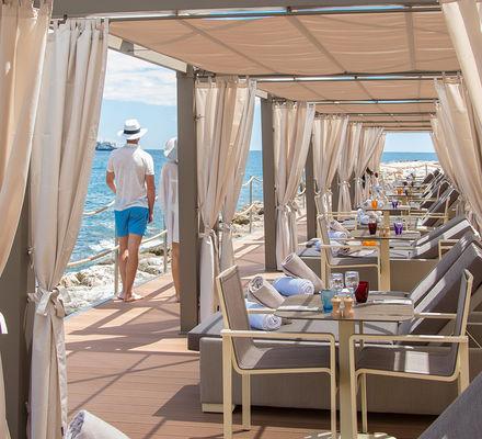 Monte Carlo Bay - Sea Bay