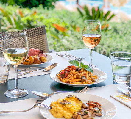 Monte-Carlo Beach - Restaurant le Deck - Summer Brunch 2019