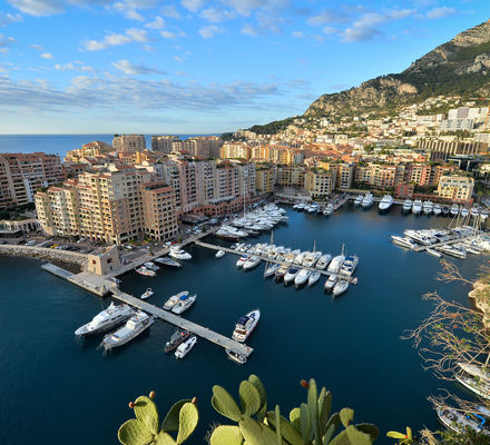 Monaco - Vues Génériques 2019