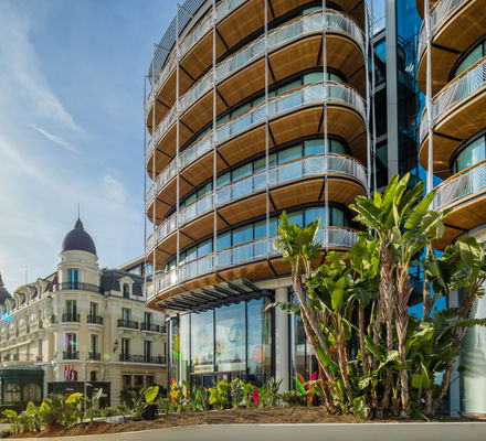 One Monte-Carlo Monaco - Façade de Jour