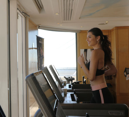 Thermes Marins Monte-Carlo - Espace Fitness